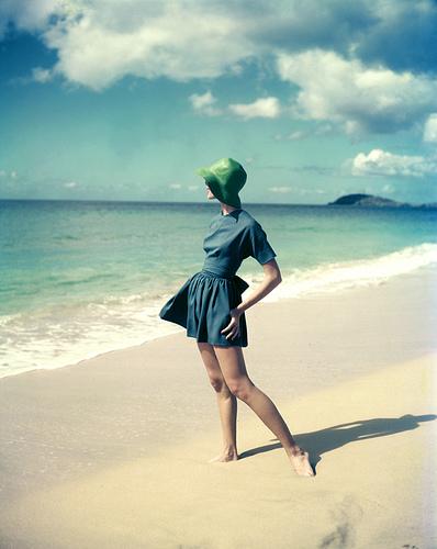 Tom Palumbo Swim Dress early 1950s