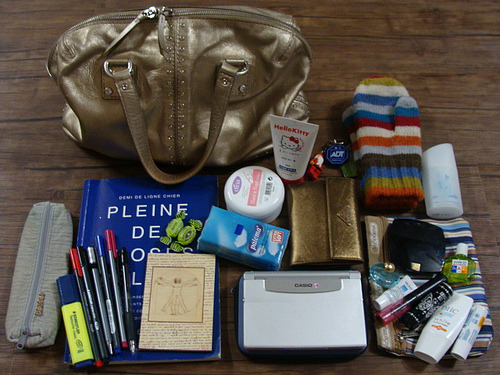 In My Bag - What's In your Bag
