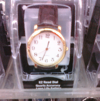 kmart grandpa watch