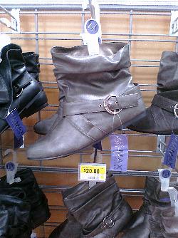 Miley Cyrus Max Azria Boots Walmart