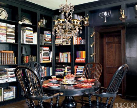 badgley and mischka dining room