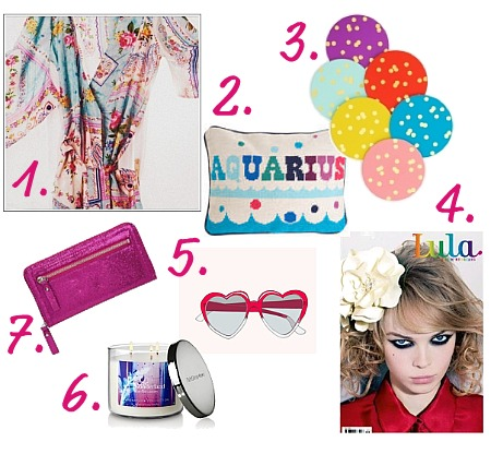 gift guide 2010 girly girl 1