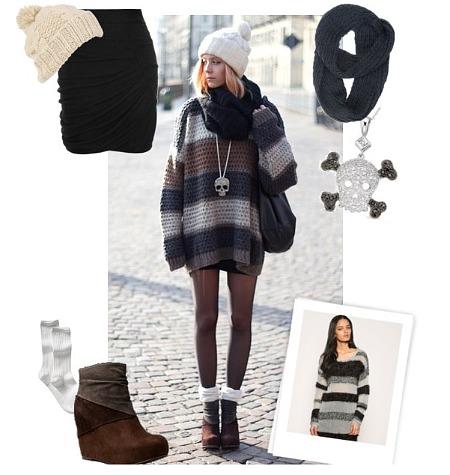 fashionologie look we love beanie