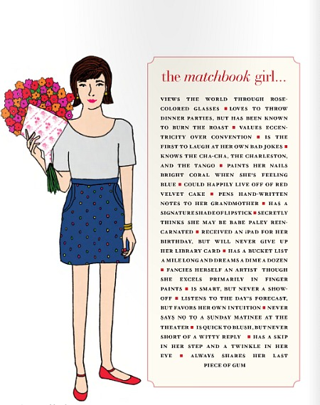 matchbook girl matchbookmagazine